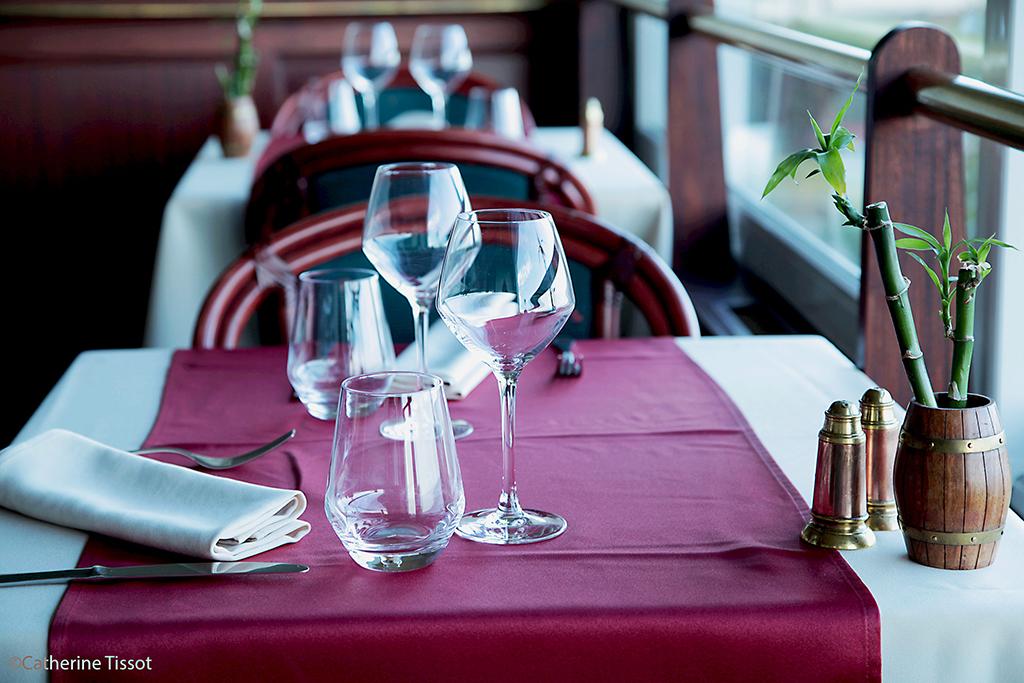 Restaurant Cherbourg Vue Mer